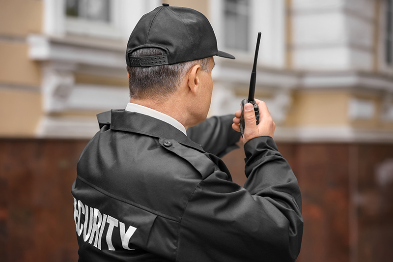 How To Be A Security Guard Uk in London Greater London