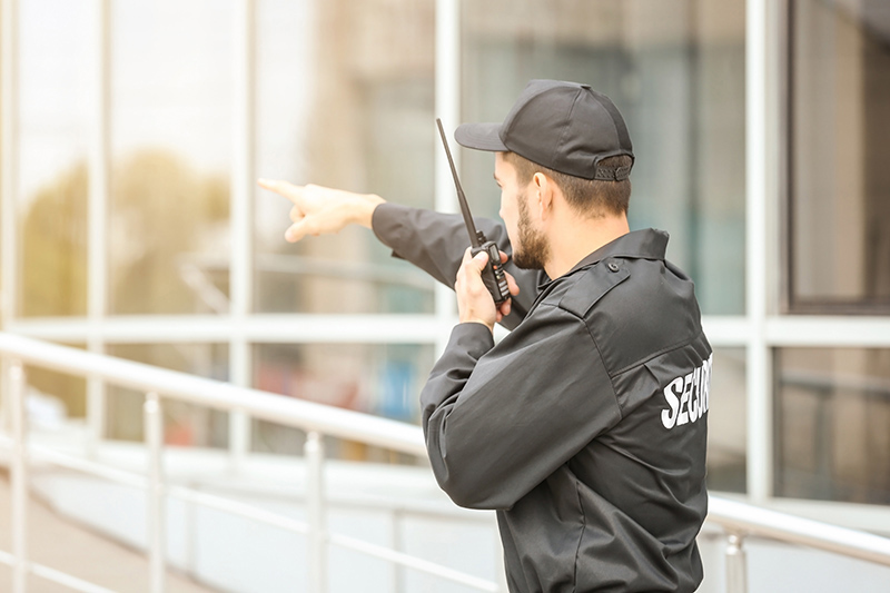 Security Guard Hiring in London Greater London